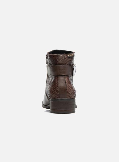 Bottines et boots Mephisto Emeline Marron vue droite