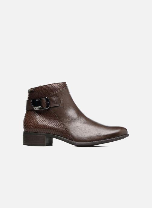 Bottines et boots Mephisto Emeline Marron vue derrière