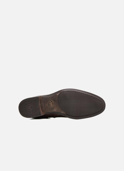 Bottines et boots Mephisto Emeline Marron vue haut