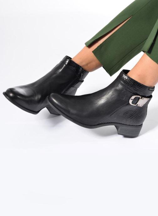 Mephisto Emeline (Noir) - Bottines et boots (303400)