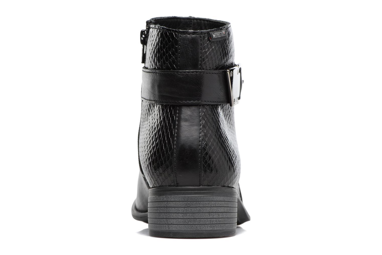 Bottines et boots Mephisto Emeline Noir vue droite