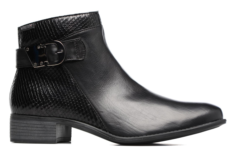 Bottines et boots Mephisto Emeline Noir vue derrière