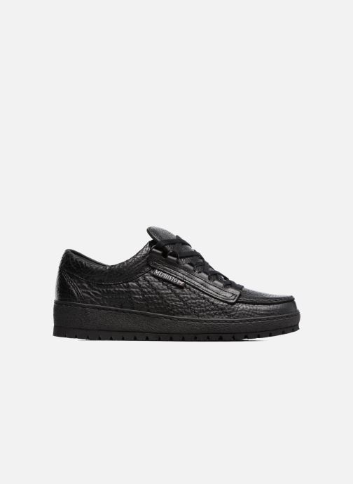 Chaussures à lacets Mephisto Rainbow Noir vue derrière