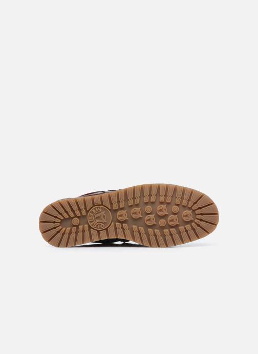 Zapatos con cordones Mephisto Rainbow Marrón vista de arriba