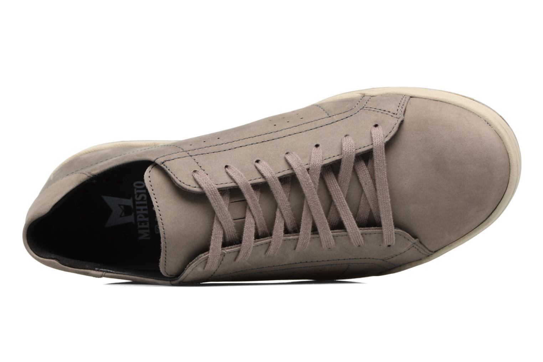 Sneakers Mephisto Rufo Groen links