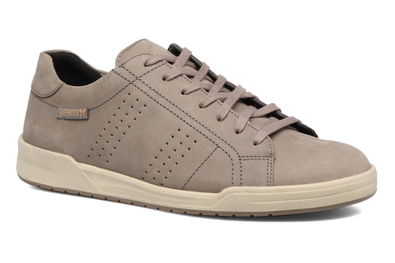 Sneakers Mephisto Rufo Groen detail