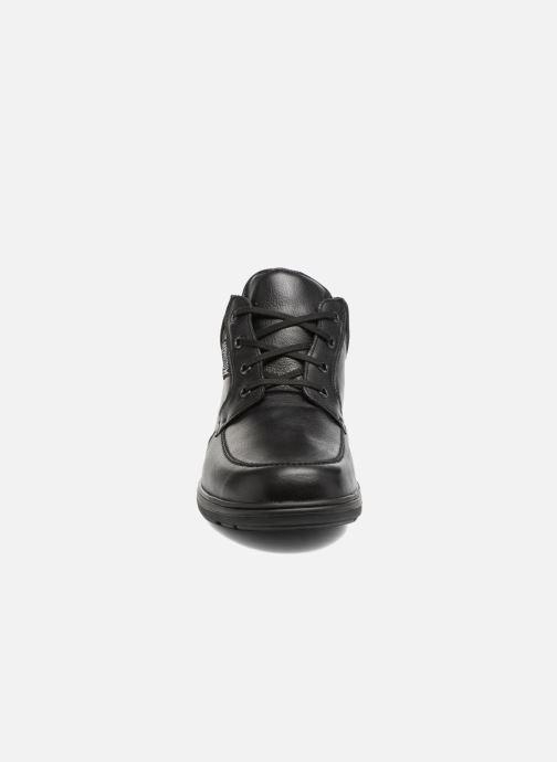 Bottines et boots Mephisto Darwin Noir vue portées chaussures