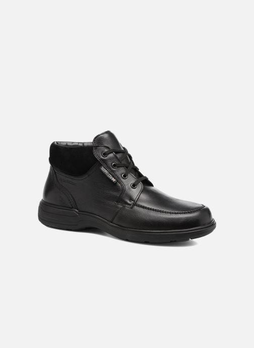 Bottines et boots Mephisto Darwin Noir vue détail/paire