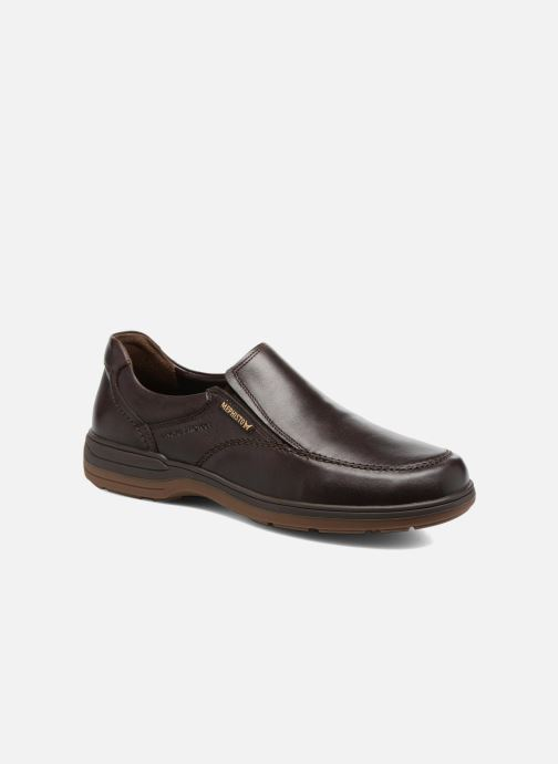 Loafers Mephisto Davy Brown detailed view/ Pair view
