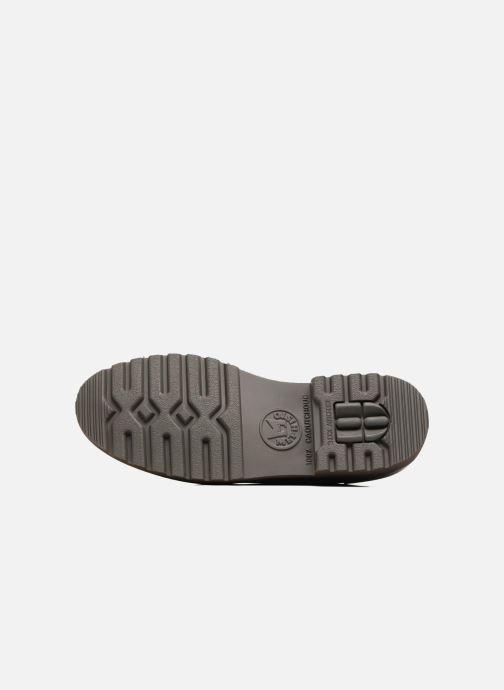 Chaussures à lacets Mephisto Peppo Marron vue haut