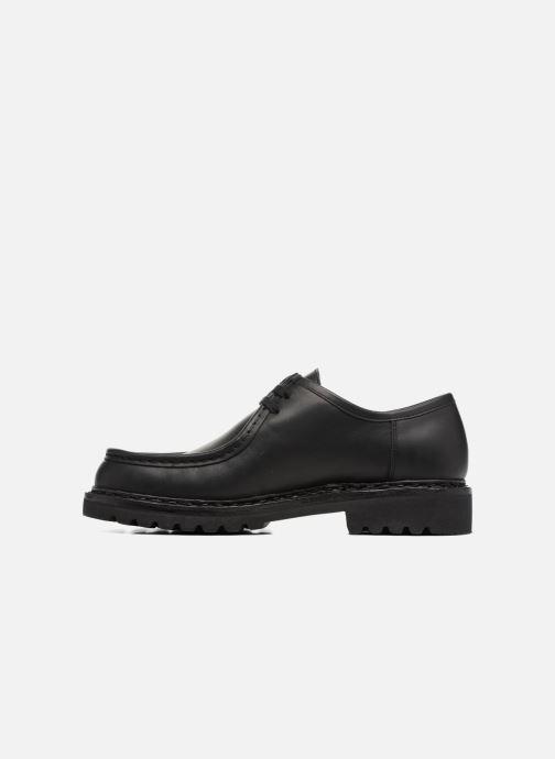 Chaussures à lacets Mephisto Peppo Noir vue face