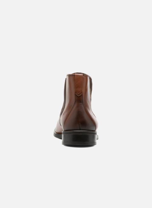 Et Boots Mephisto Bottines Chez marron 303425 Colby xqwF1t