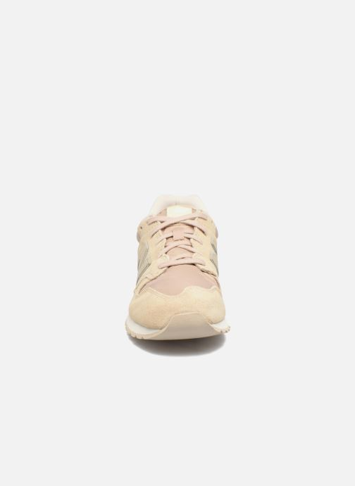 Trainers New Balance WL520 Beige model view