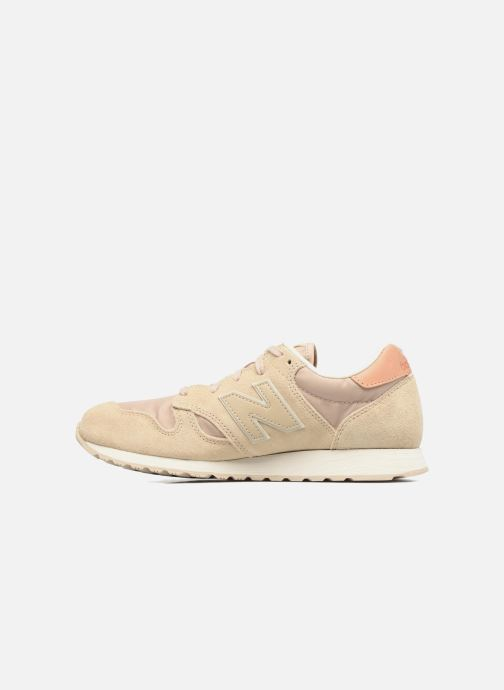 Trainers New Balance WL520 Beige front view