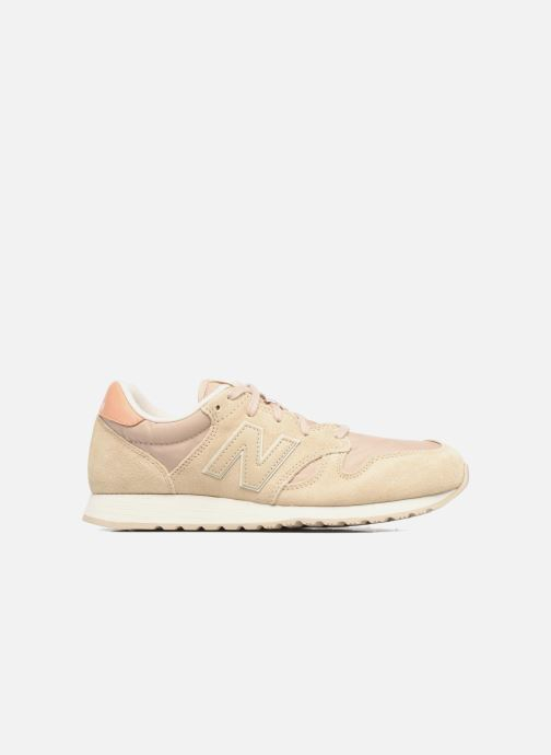 Trainers New Balance WL520 Beige back view