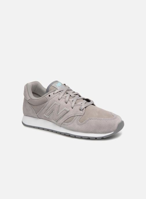 the best attitude 0edd0 e02d8 Baskets New Balance WL520 Gris vue détail paire