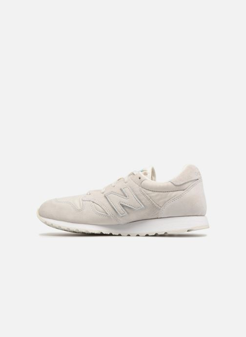 Trainers New Balance WL520 White front view