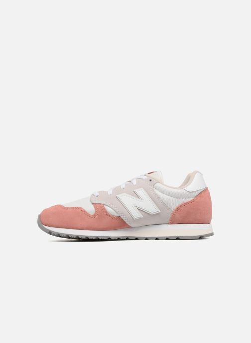 Trainers New Balance WL520 Pink front view