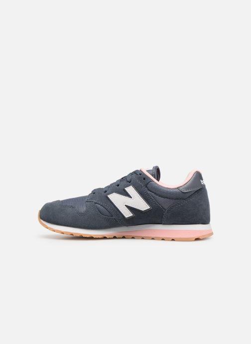 Sneaker New Balance WL520 grau ansicht von vorne