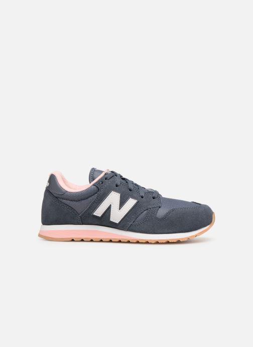 Sneaker New Balance WL520 grau ansicht von hinten