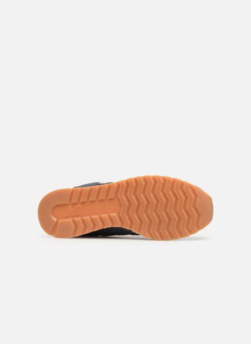 Sneaker New Balance WL520 grau ansicht von oben