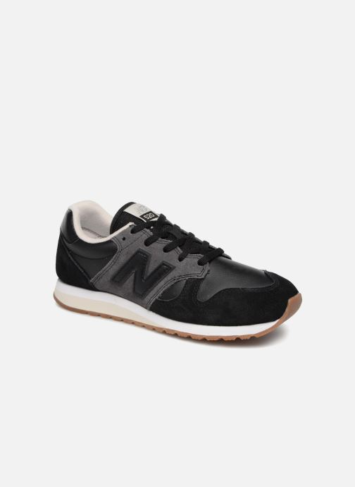 Trainers New Balance WL520 Black detailed view/ Pair view