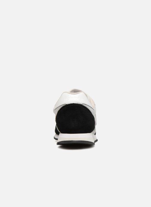 Baskets New Balance WL520 Noir vue droite