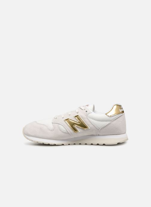 Sneakers New Balance WL520 Wit voorkant