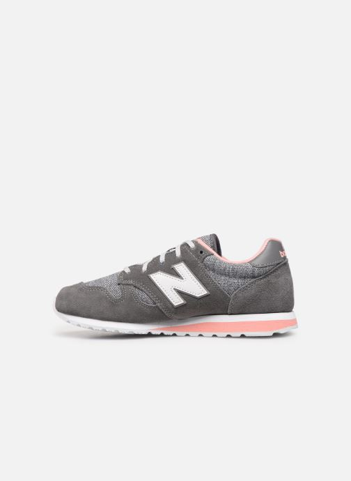 Trainers New Balance WL520 Grey front view