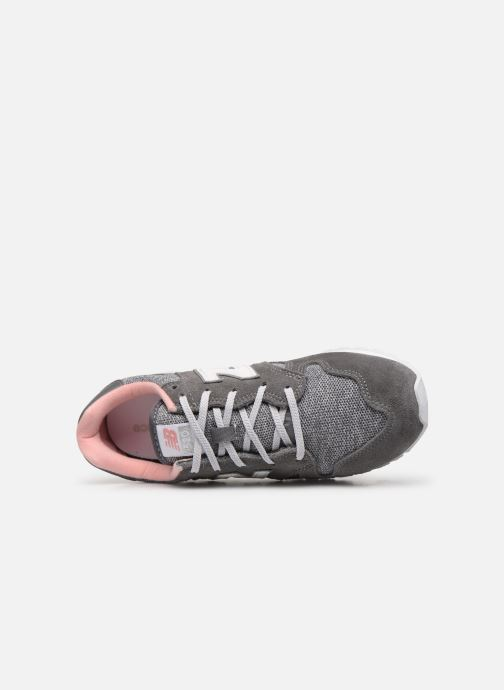 Trainers New Balance WL520 Grey view from the left