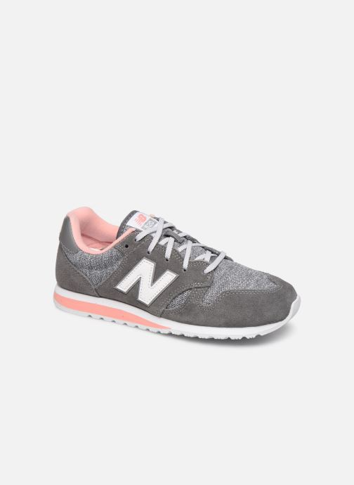 Trainers New Balance WL520 Grey detailed view/ Pair view
