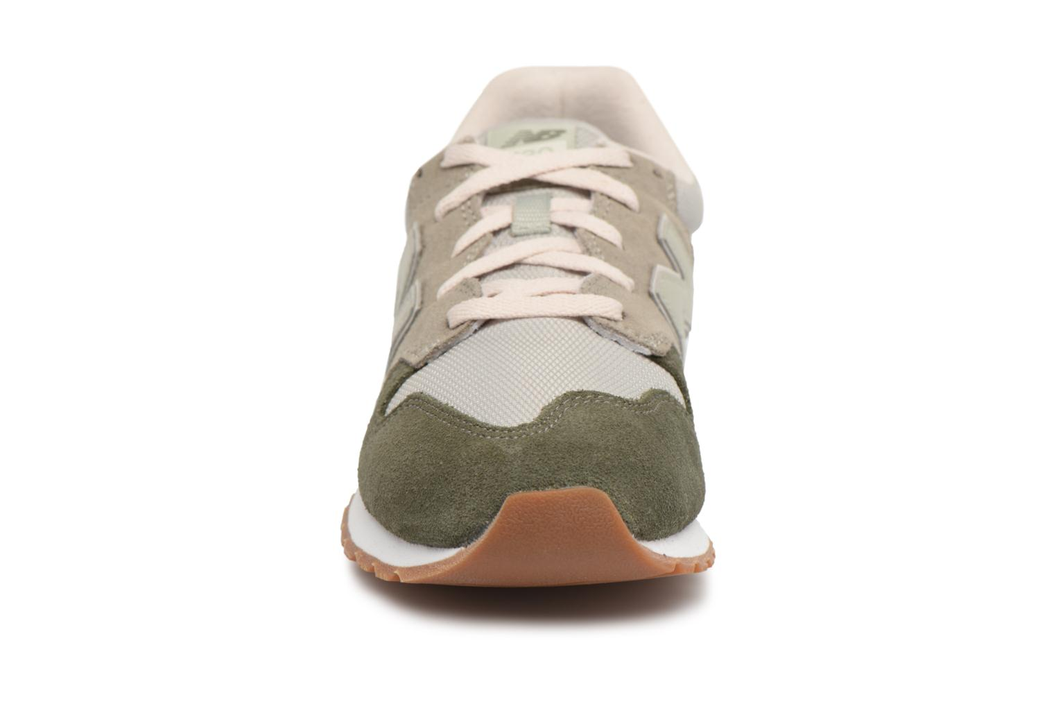 Sneakers New Balance WL520 Groen model