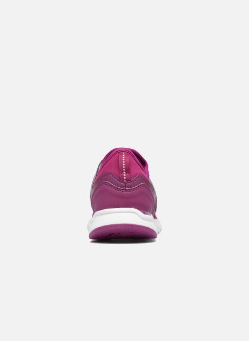 Baskets New Balance WRL247 Violet vue droite