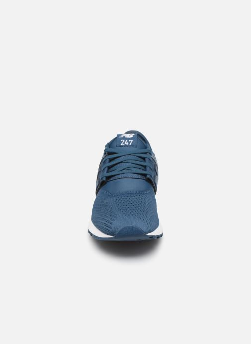 Trainers New Balance WRL247 Blue model view
