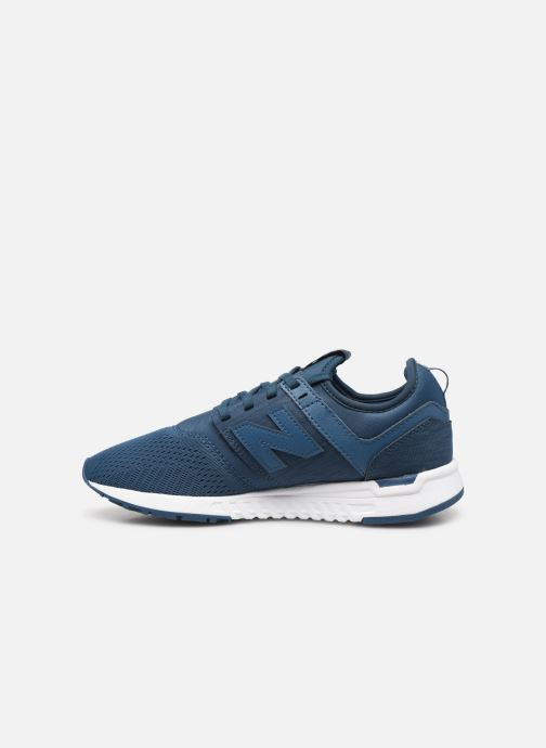 Trainers New Balance WRL247 Blue front view