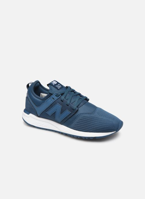 Trainers New Balance WRL247 Blue detailed view/ Pair view