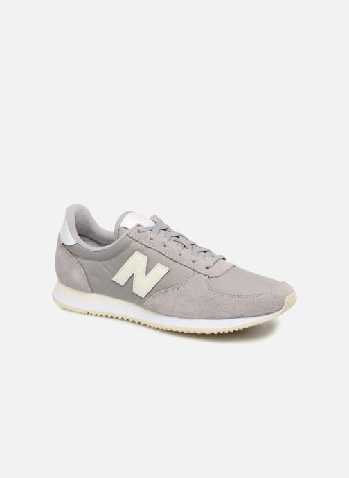 Trainers New Balance WL220 Grey detailed view/ Pair view