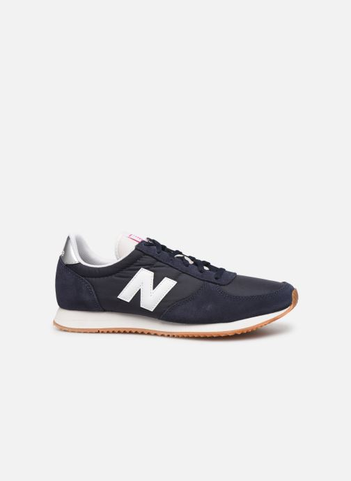 Sneakers New Balance WL220 Blauw achterkant