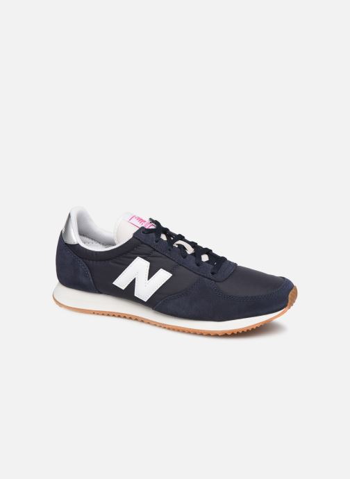 Sneakers New Balance WL220 Blauw detail