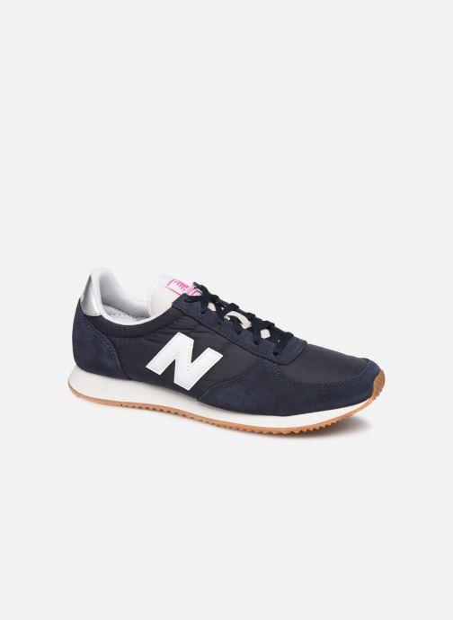 Sneakers New Balance WL220 Blauw detail