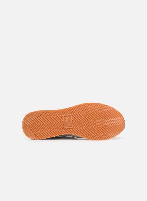 Sneaker New Balance WL220 grau ansicht von oben