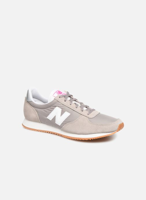 Sneaker New Balance WL220 grau detaillierte ansicht/modell
