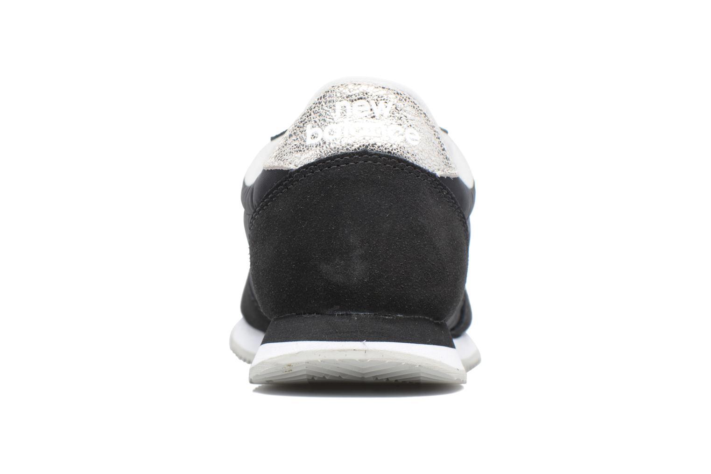 Baskets New Balance WL220 Noir vue droite