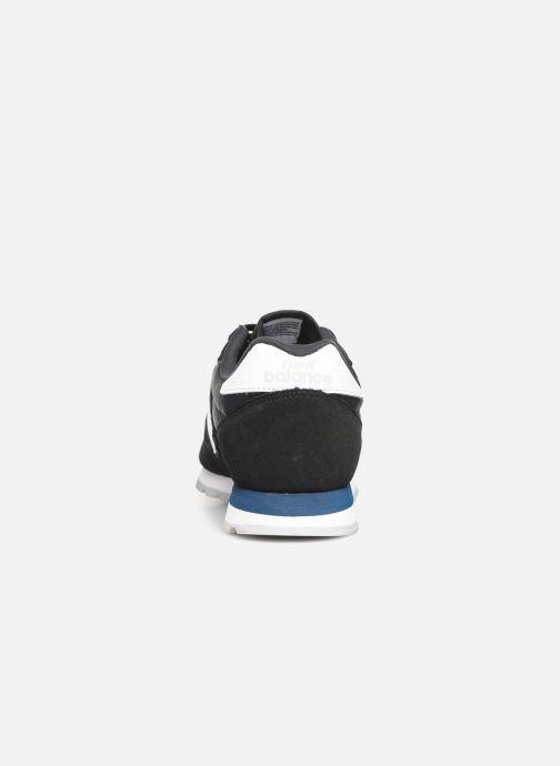 Sneaker New Balance U520 schwarz ansicht von rechts