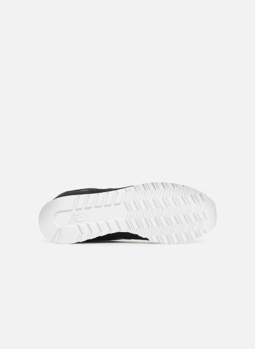 Sneaker New Balance U520 schwarz ansicht von oben