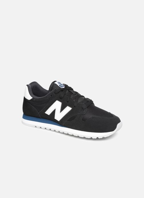 Trainers New Balance U520 Black detailed view/ Pair view