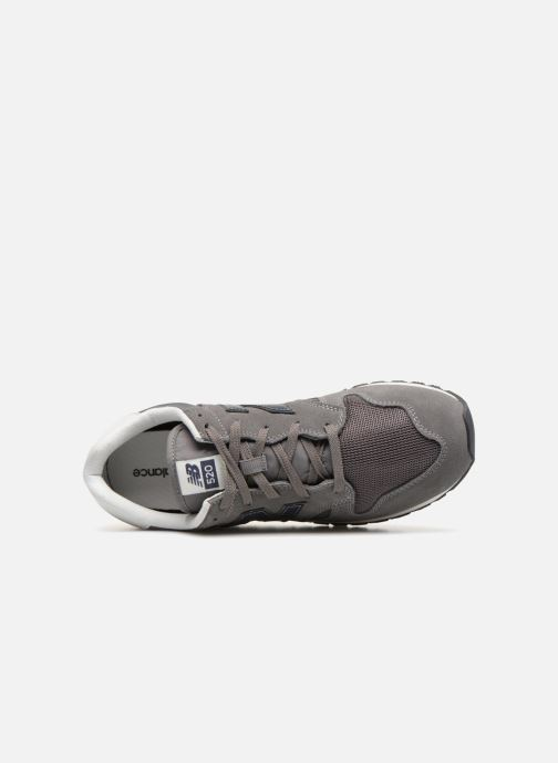 Trainers New Balance U520 Grey view from the left