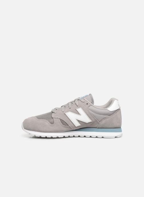 Sneakers New Balance U520 Grijs voorkant