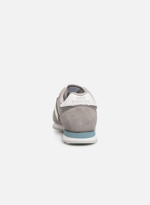 Trainers New Balance U520 Grey view from the right