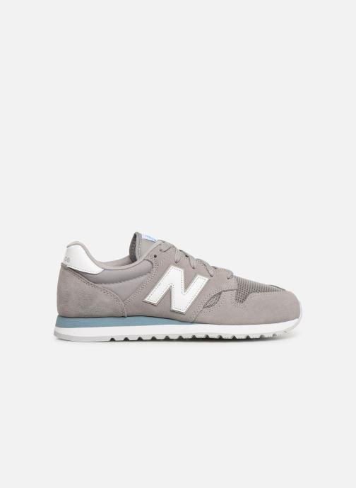 Sneakers New Balance U520 Grijs achterkant